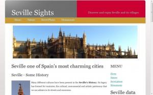Seville Sights Other side of Seville