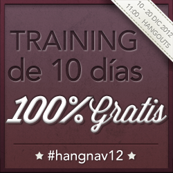 Training 10 días